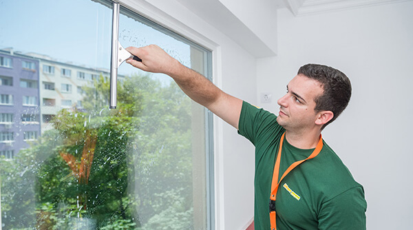 Window Cleaning Services in Abu Dhabi